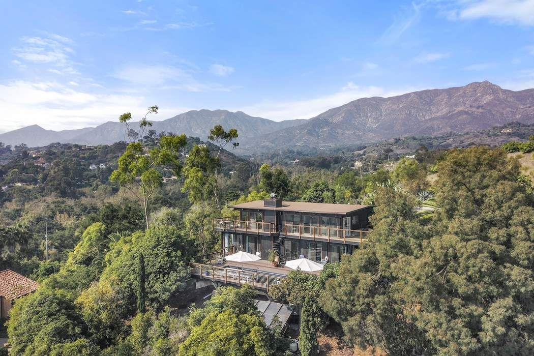 428 Toro Canyon Road Santa Barbara, CA 93108