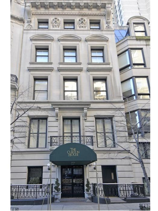 Mansion Penthouse 4 East 62nd Street New York Ny 10021