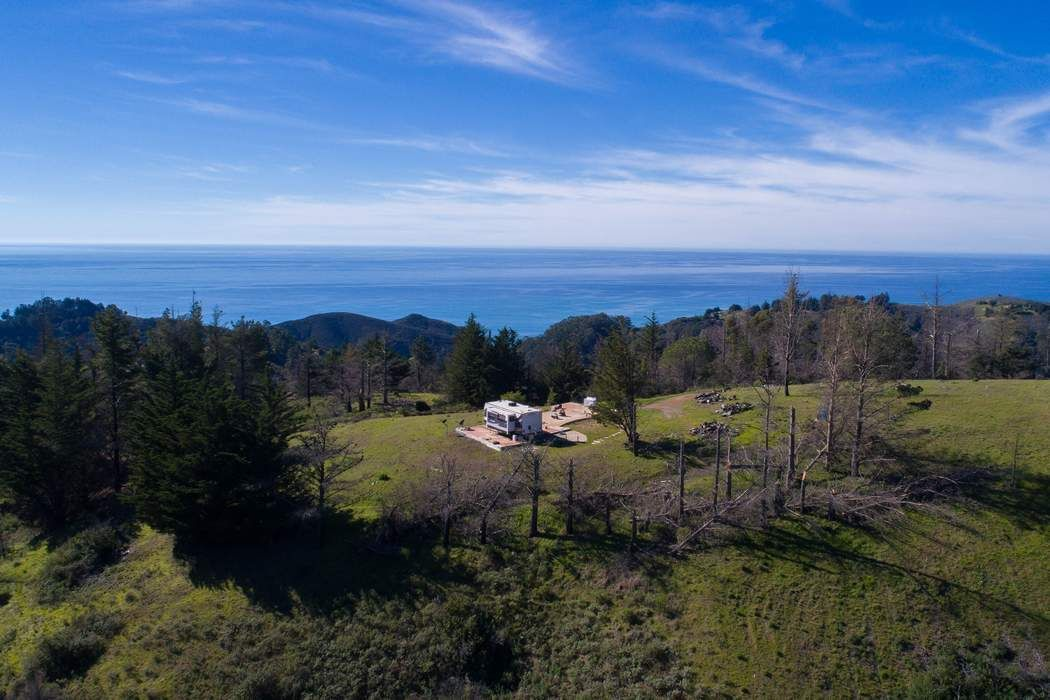 Majestic Big Sur on 20 Acres