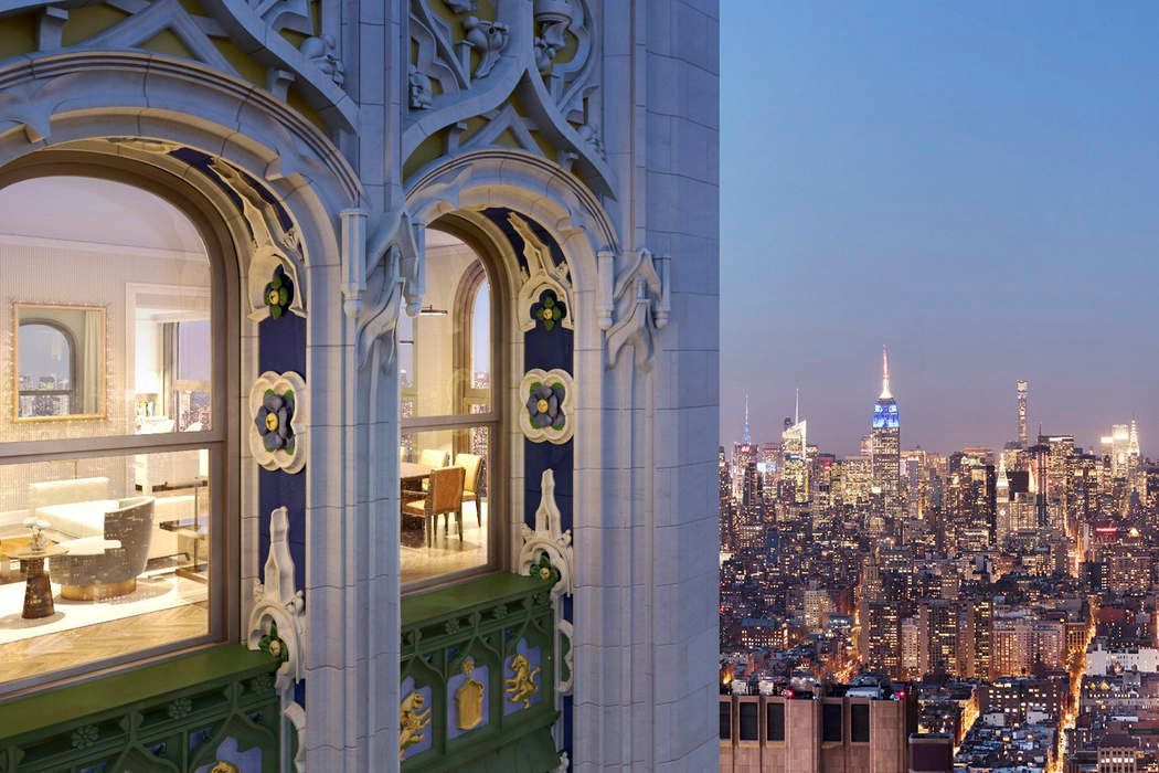 Woolworth Tower Residences - 44B