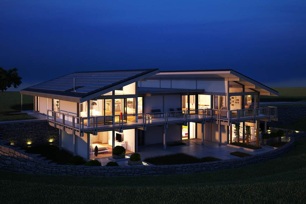 THE BUTTERFLY BY DAVINCI - RENDERING Bridgehampton, NY 11932