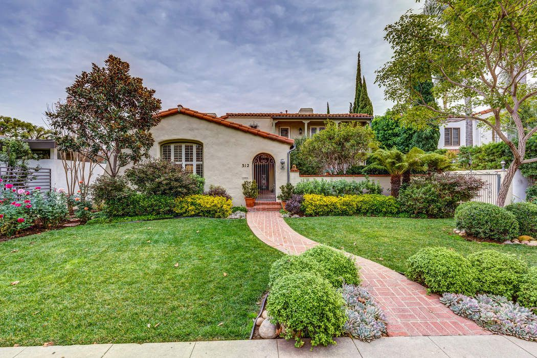 312 South Linden Drive Beverly Hills, CA 90212