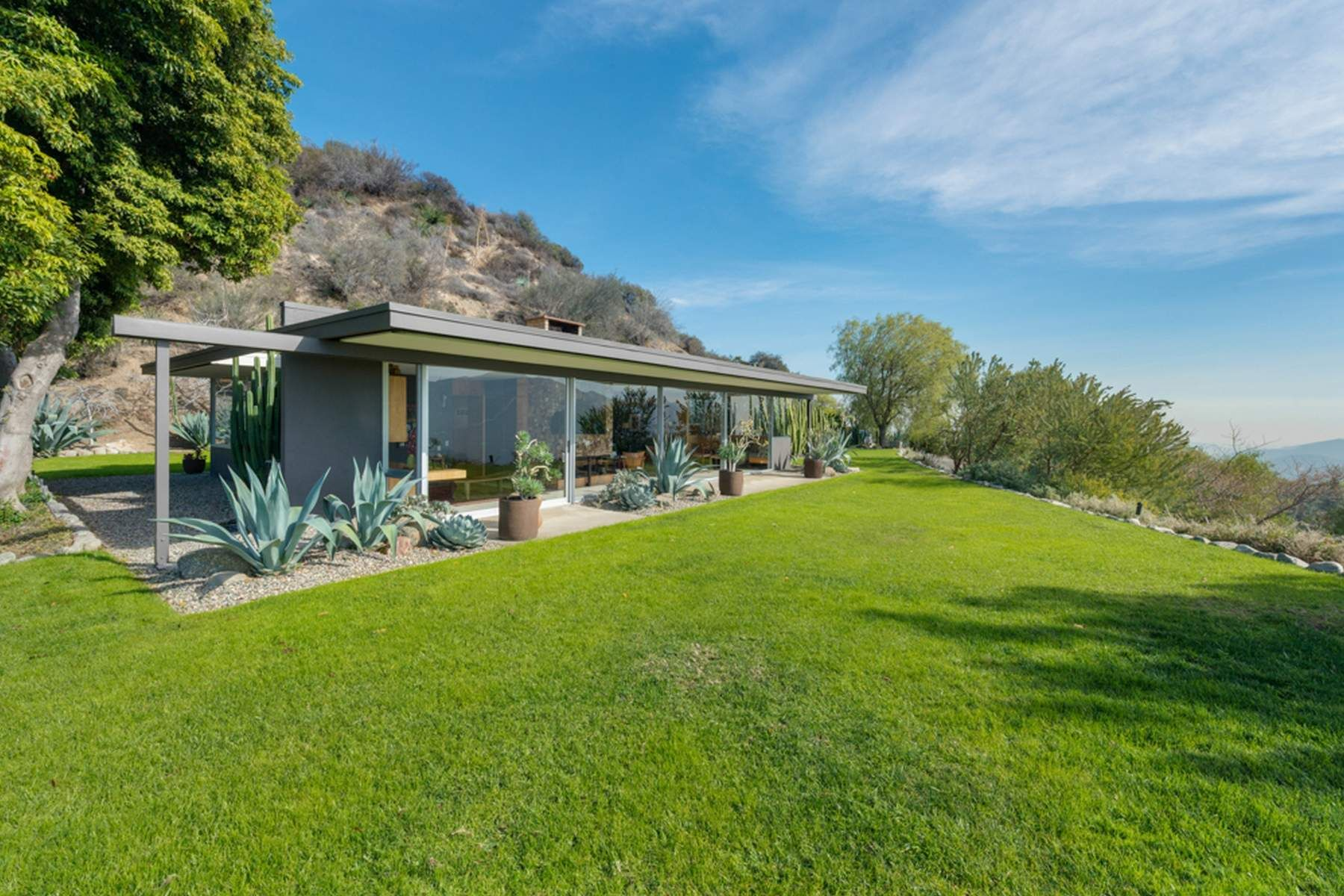 Mid Century Modern Architecture Serulnic House Richard Neutra