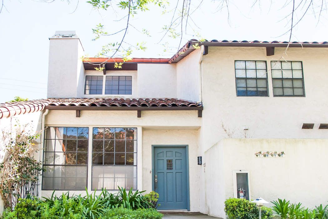 Sought-After Montecito Townhouse