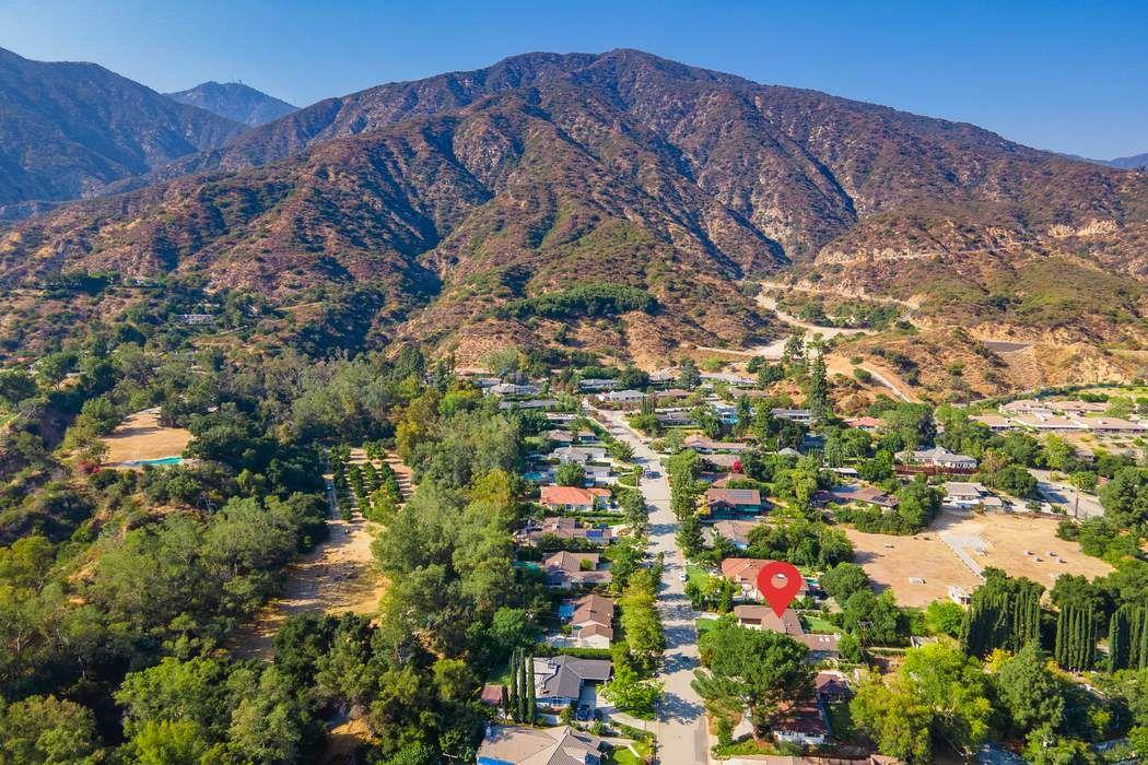 2000 Liliano Drive Sierra Madre, CA 91024