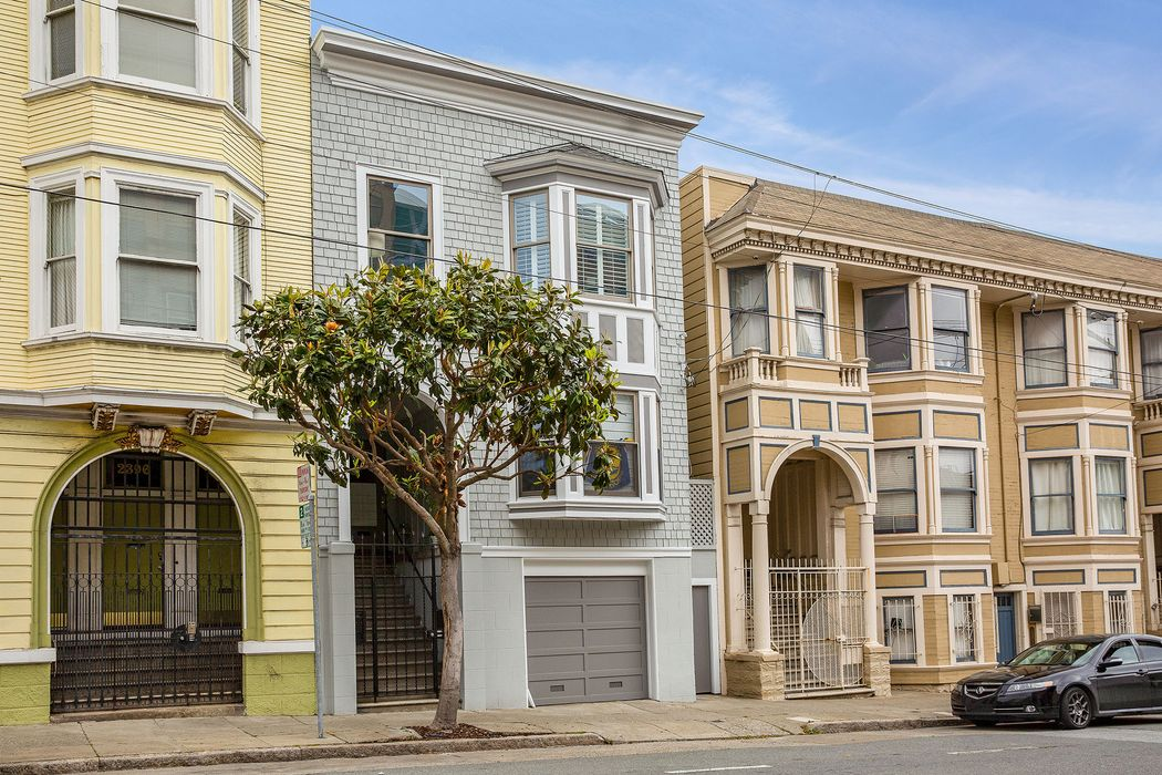 2392 Post St San Francisco, CA 94115