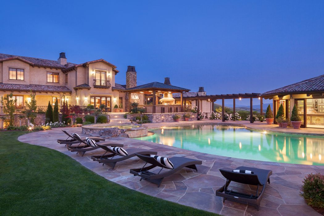 Villa toscana d 39 oro danville ca 94506 sotheby 39 s for Toscana house