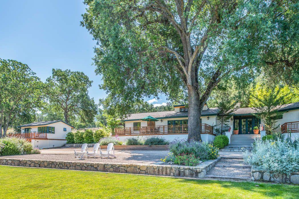 19350 Cachagua Road (Cresthaven Farm) Carmel Valley, CA 93924