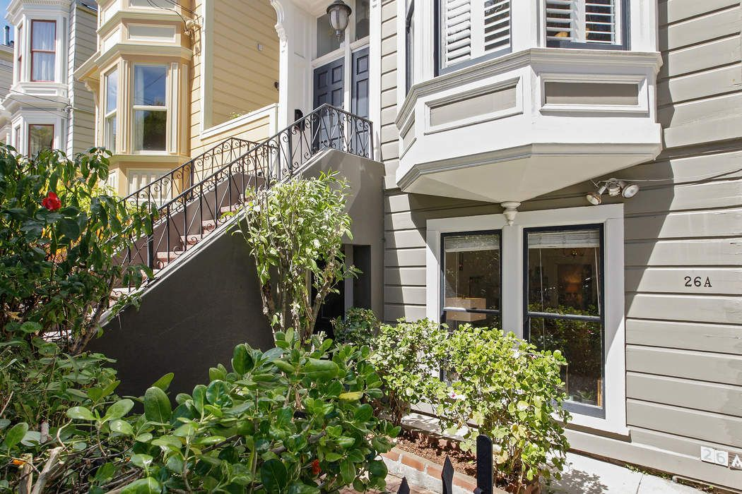 Handsome Italianate Victorian San Francisco, CA 94110