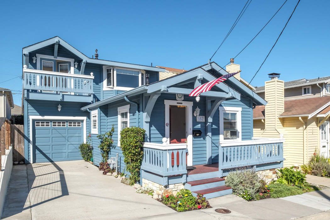 152 10th Street, Pacific Grove
