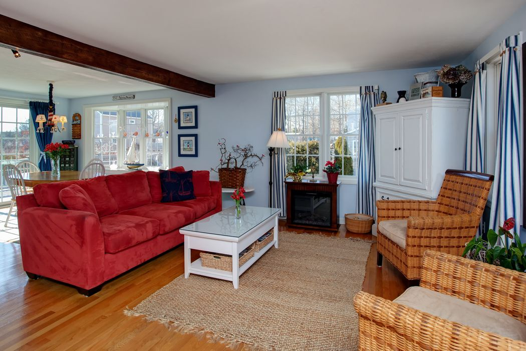 Cape Style Home with Water Views East Falmouth, MA 02536