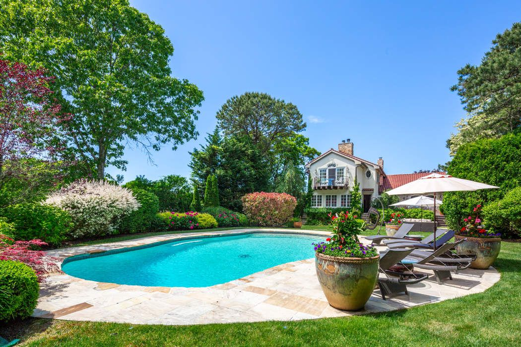 Provence Meets The Hamptons