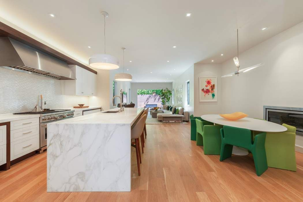 Pacific Heights Contemporary Chic San Francisco, CA 94115