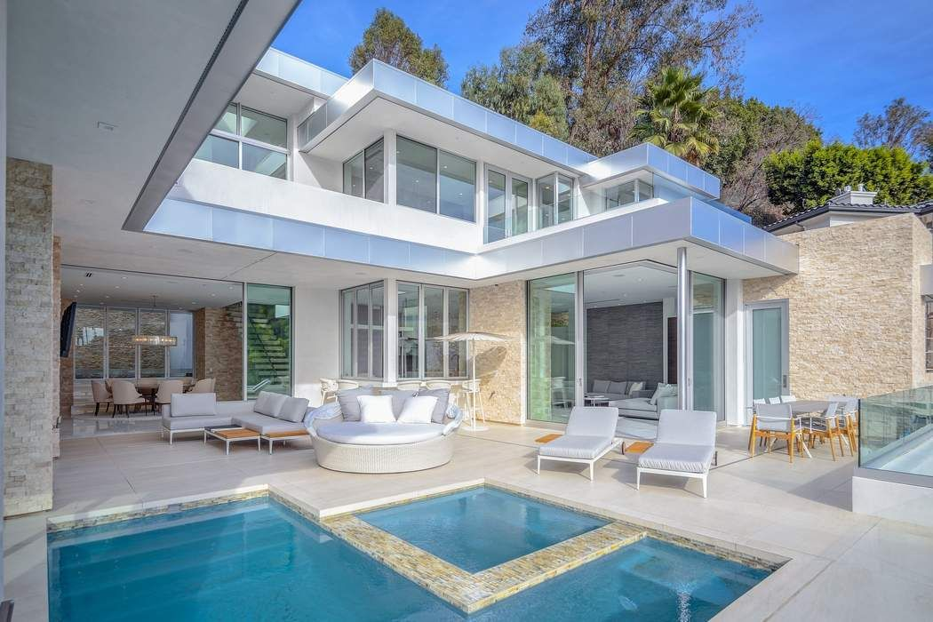 9311 readcrest drive beverly hills ca 90210 sotheby 39 s for Case moderne in vendita in nj