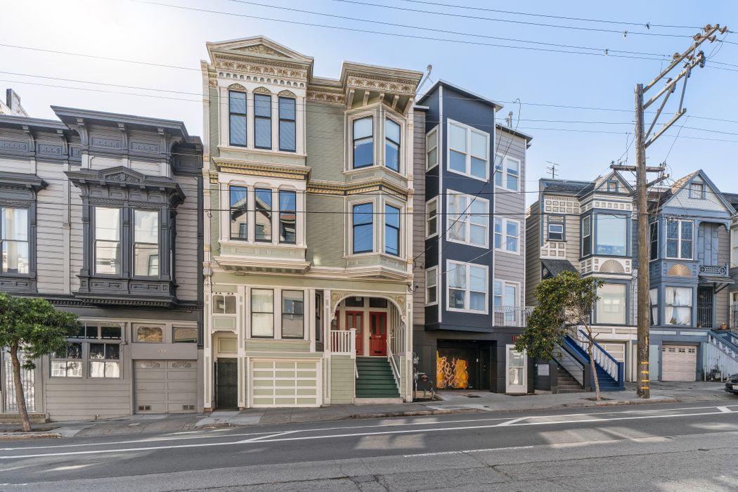 Gorgeous Haight Flats San Francisco, CA 94117