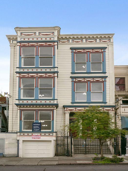 Vacant 3 Unit Victorian Building San Francisco, CA 94110