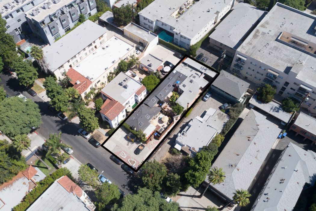 1200 North Orange Grove Avenue West Hollywood, CA 90046