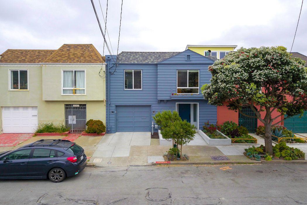 2046 48th Ave San Francisco, CA 94116