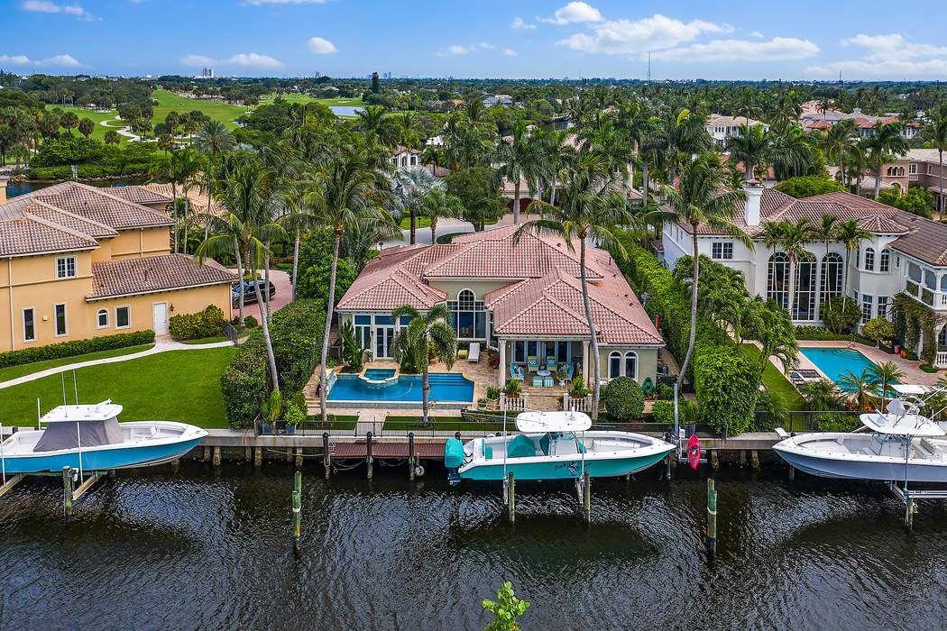 857 Harbour Isles Palm Beach Gardens, FL 33410