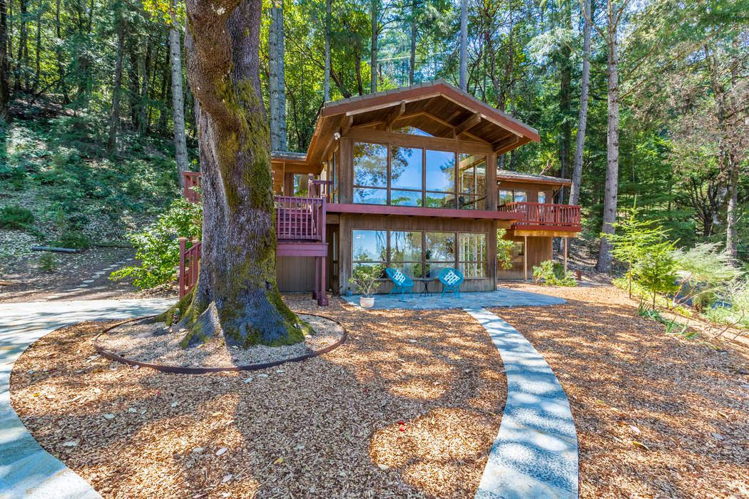 Woodside Home on Over 5 Acres