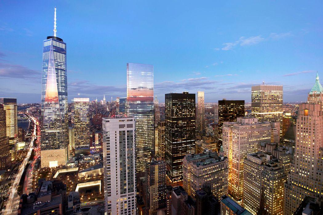 50 West Street New York, NY 10038