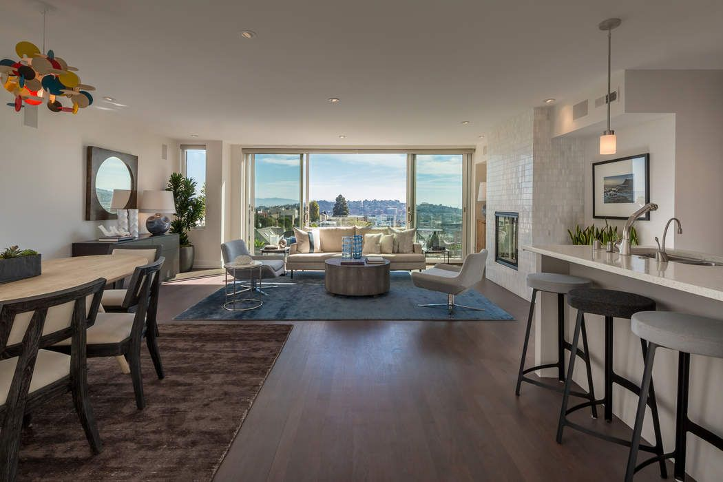 Chic Dolores Heights Penthouse