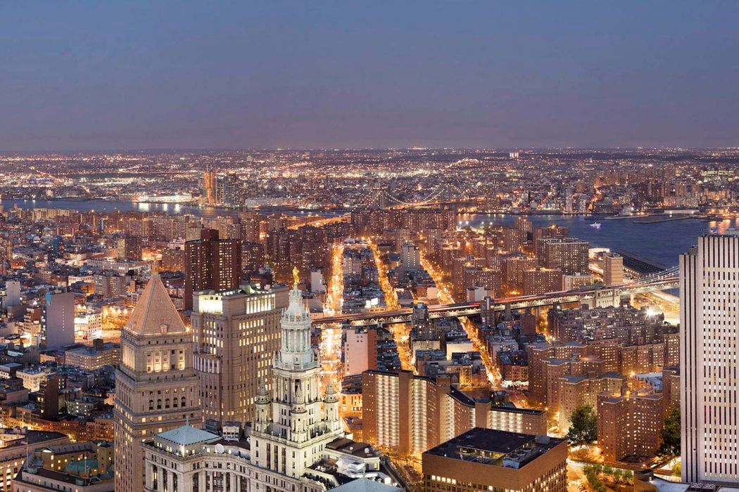 Woolworth Tower Residences - 45B New York, NY 10007