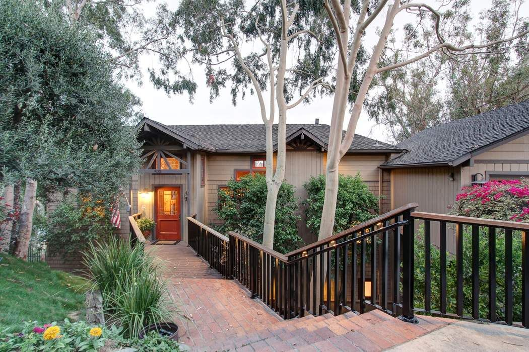 South Pasadena Contemporary Craftsman