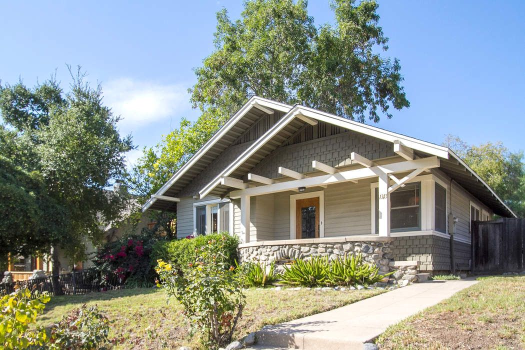 Charming 1913 Craftsman Bungalow