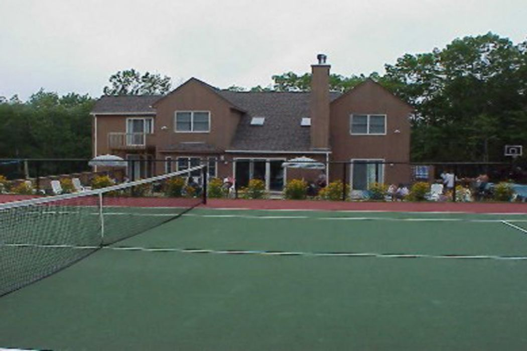 Nine Bedroom Contemporary with Tennis