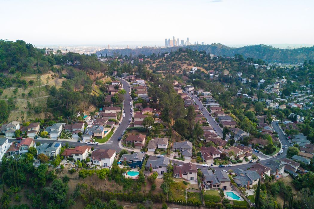 1801 Sunny Heights Drive Los Angeles, CA 90065