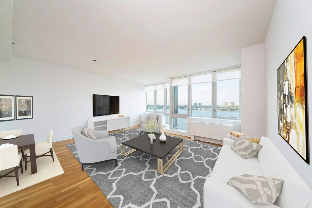 Spectacular 2 Bed Condo w/ Hudson Views