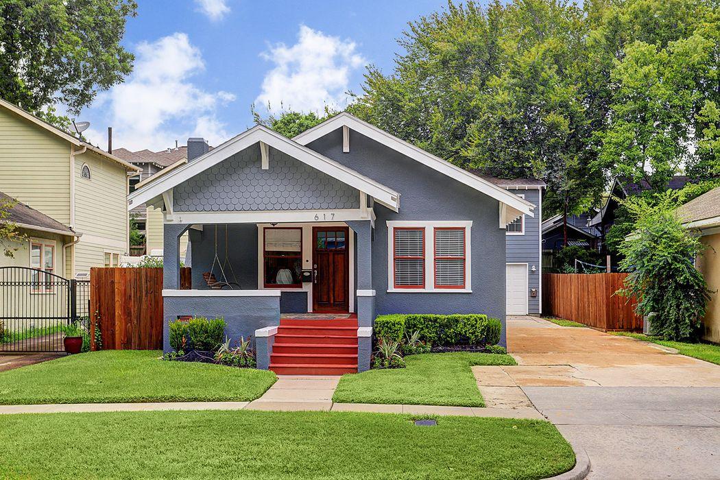 617 Ridge Street Houston, TX 77009