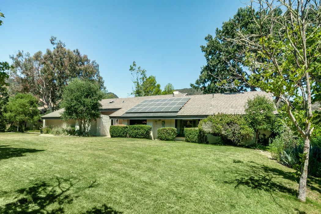 Alisal Ranch Golf Frontage