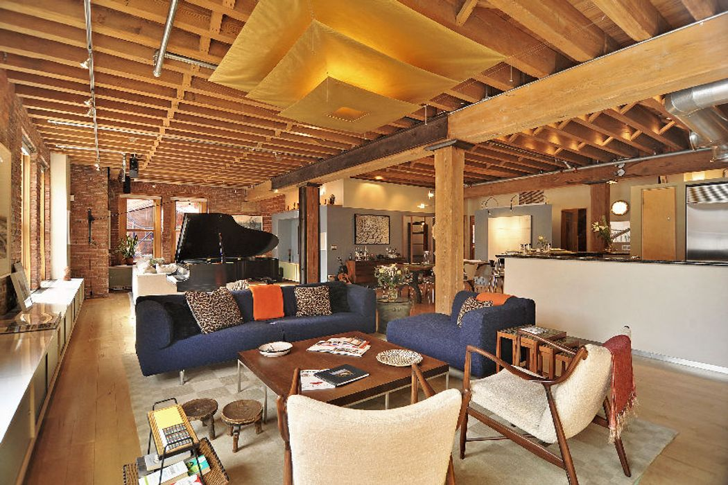 Authentic Loft Perfected in Tribeca