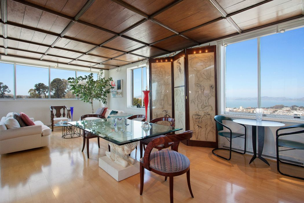 Pacific Heights Penthouse