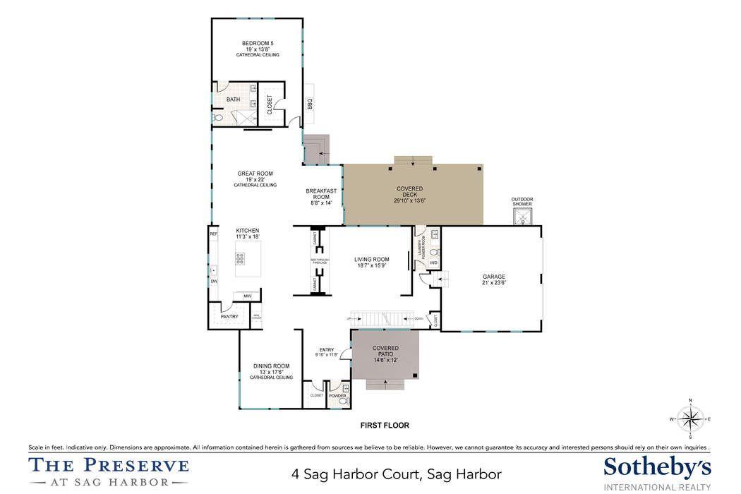 4 Sag Harbor Court Sag Harbor, NY 11963
