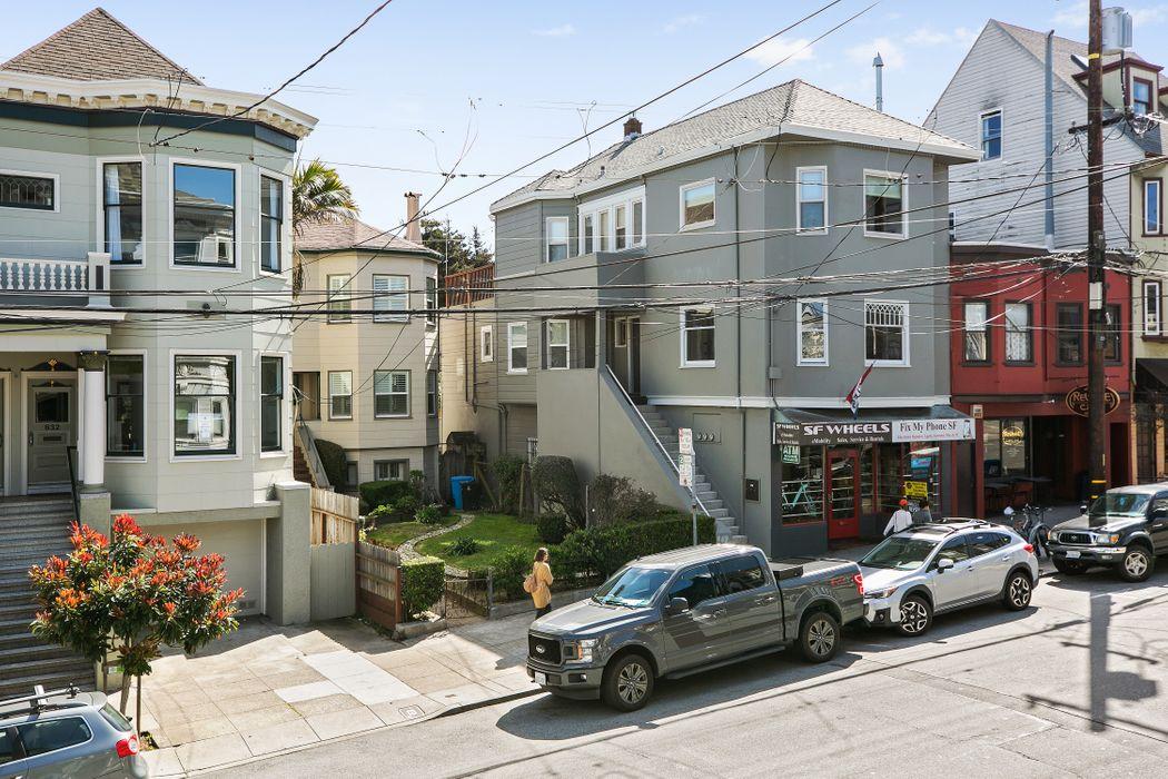 823 Cole St San Francisco, CA 94117