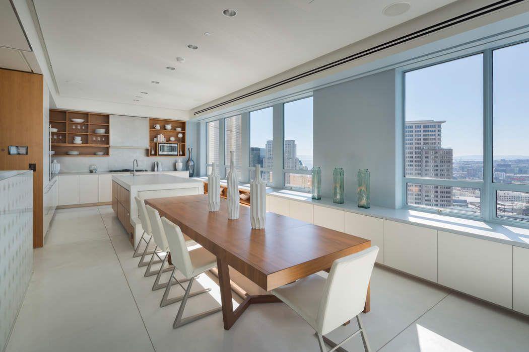 Two Story Ritz Carlton Penthouse San Francisco Ca 94104