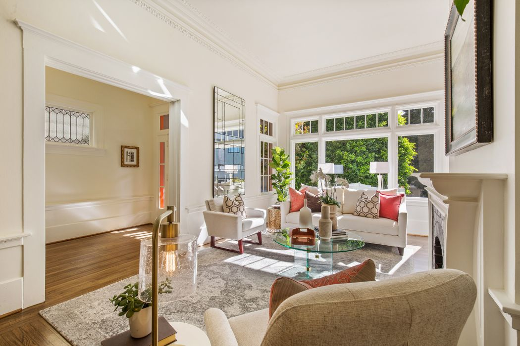 Pacific Heights Classic Victorian Home San Francisco, CA 94115
