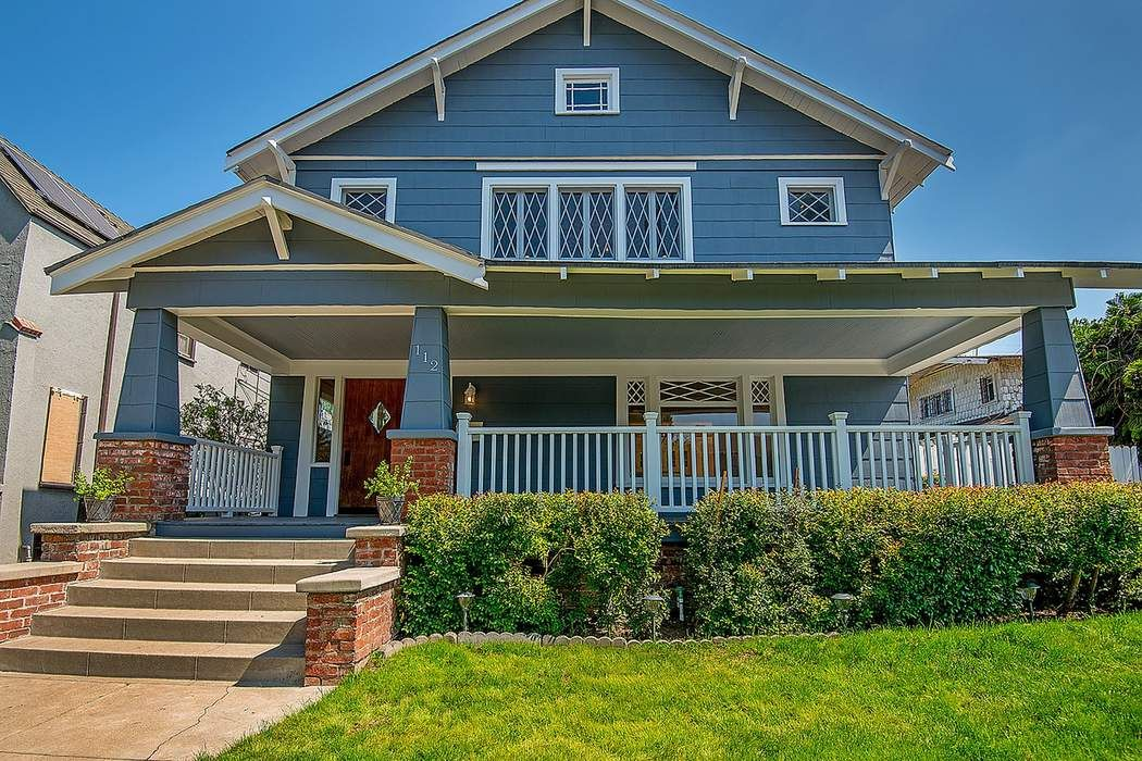 Charming Two Story Craftsman Home