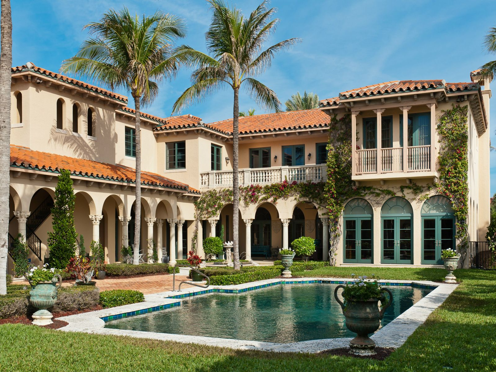 Unsurpassed Elegance, Palm Beach FL Single Family Home - Palm Beach Real Estate