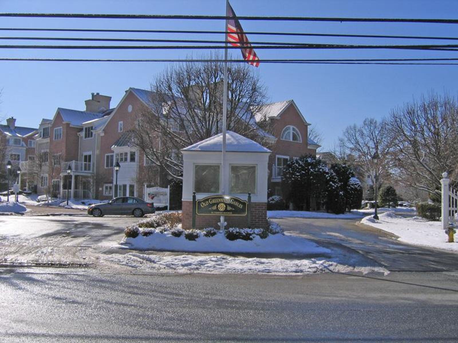 Townhouse at old greenwich gables old greenwich ct for Greenwich townhomes for sale