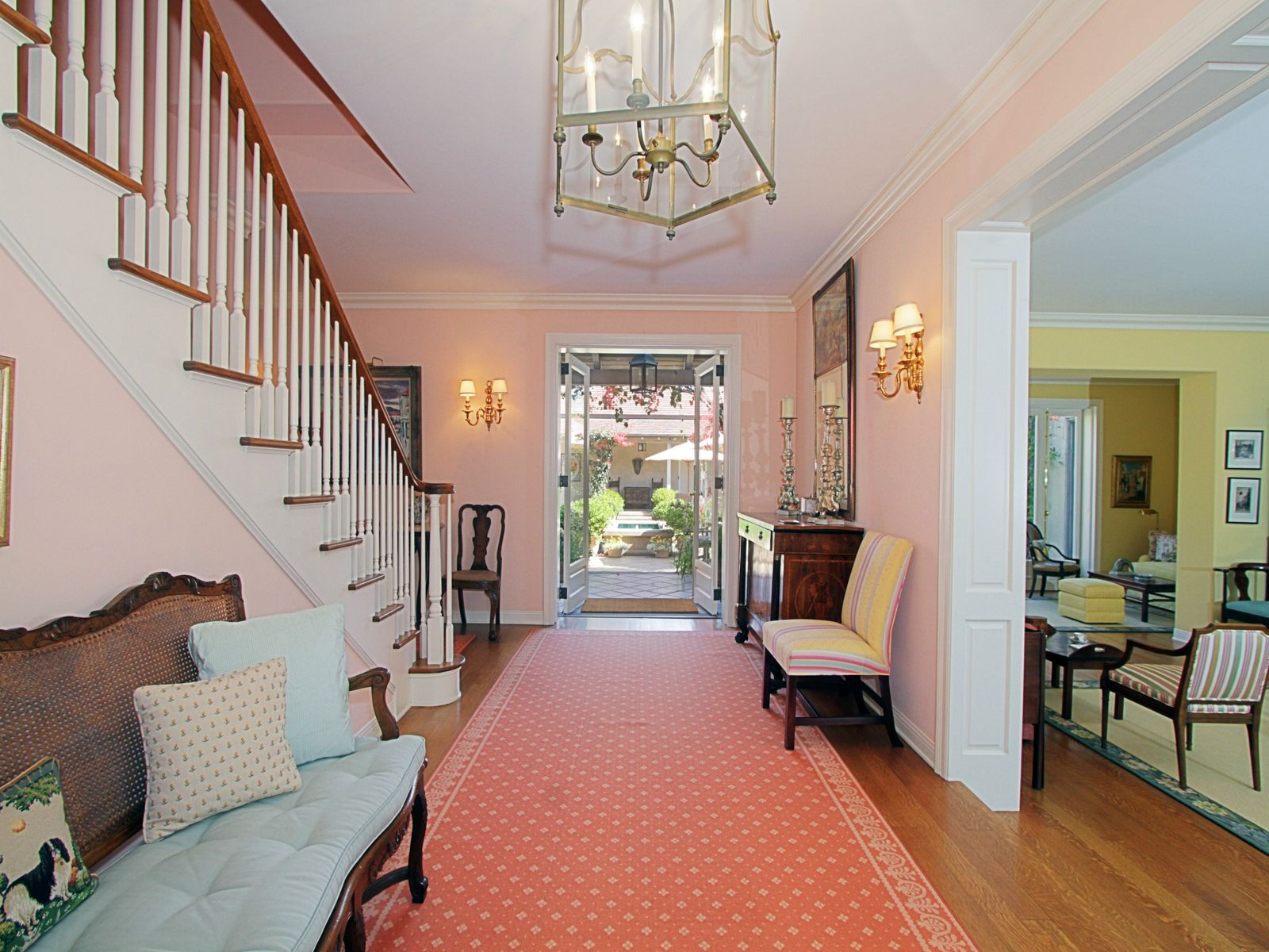 Sophisticated Monterey Colonial