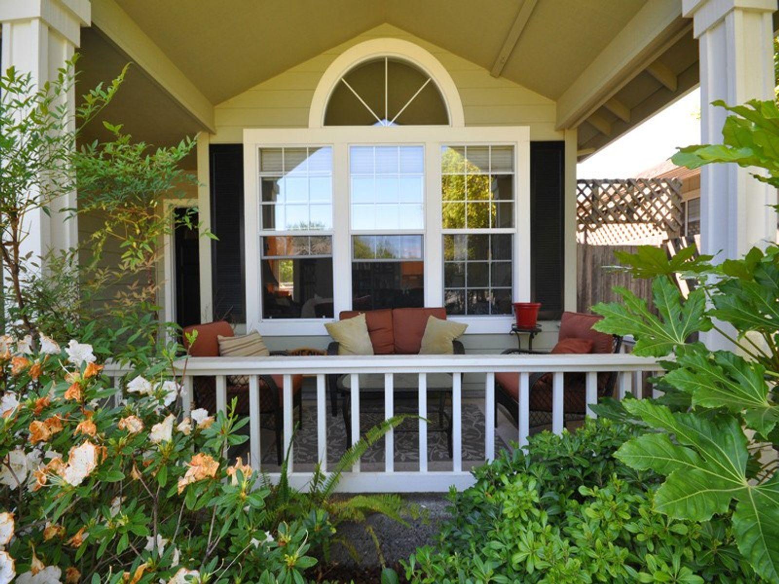 Bright Contemporary Home