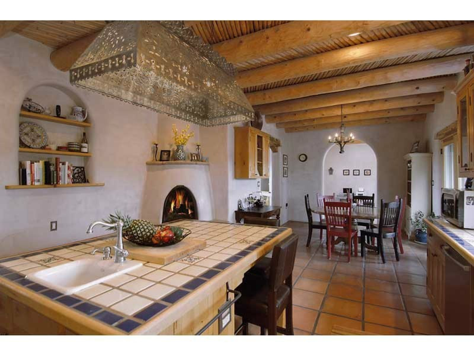 34 Los Huertas, Santa Fe NM Single Family Home - Santa Fe Real Estate