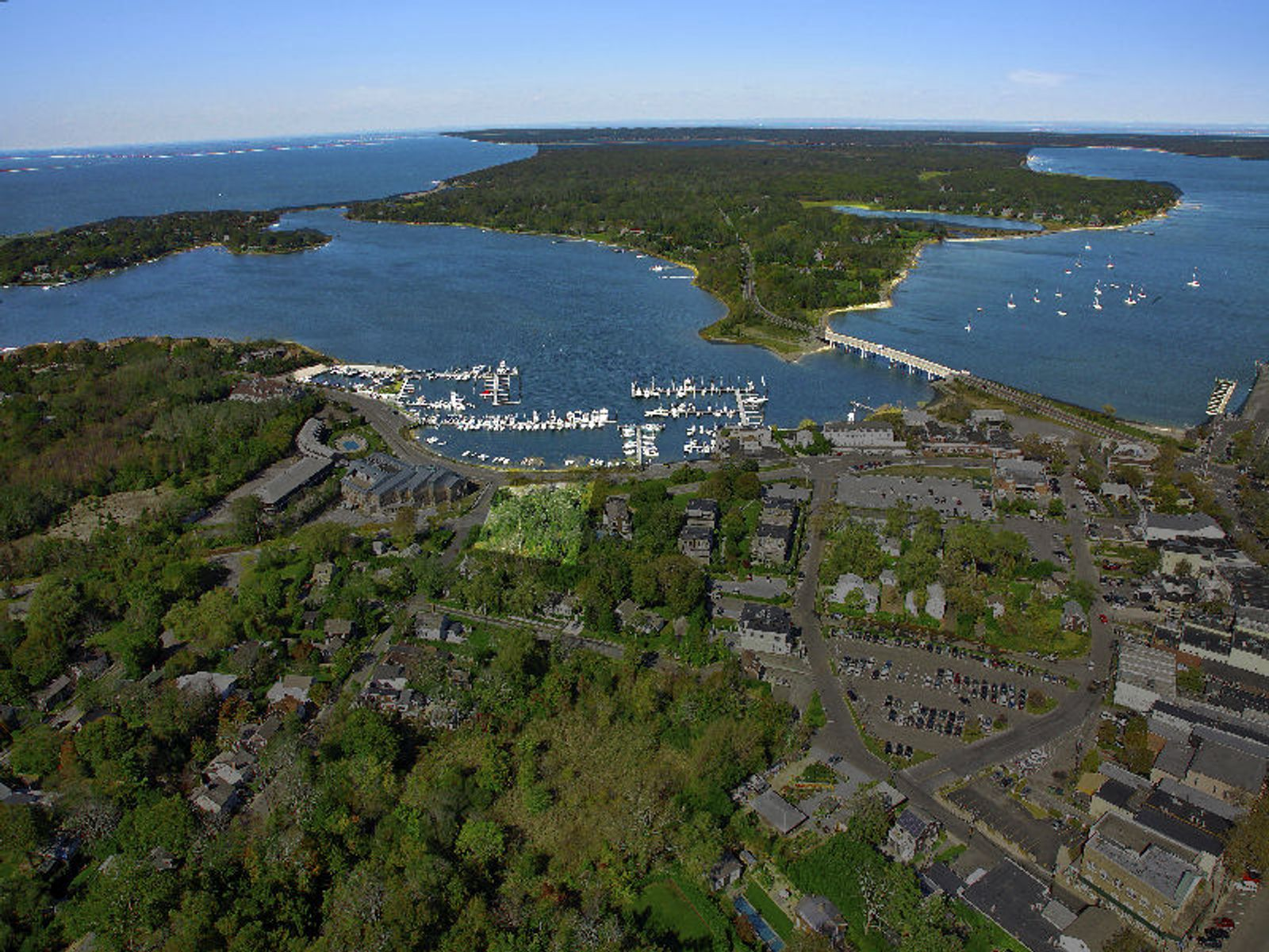 Stunning Views Of Sag Harbor