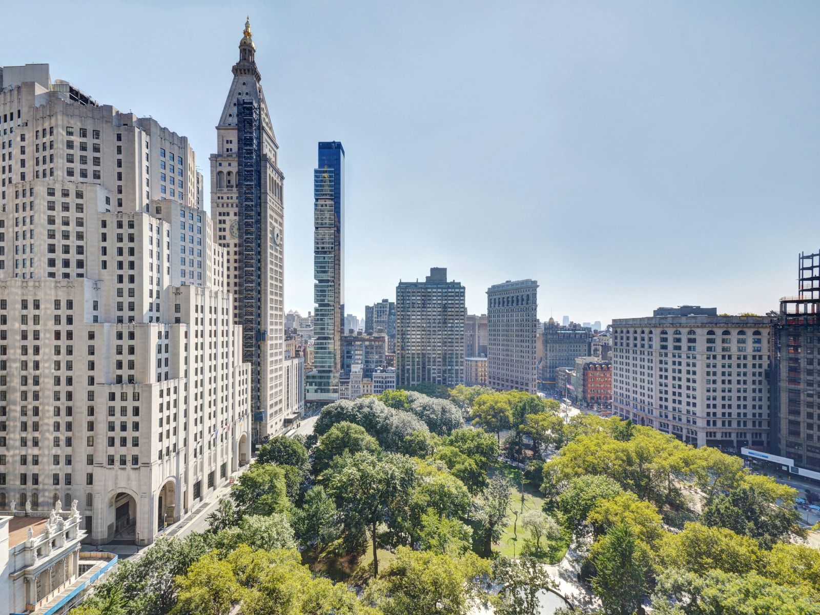 Madison Square Park - 4 Bedrooms & Views, New York NY Condominium - New York City Real Estate