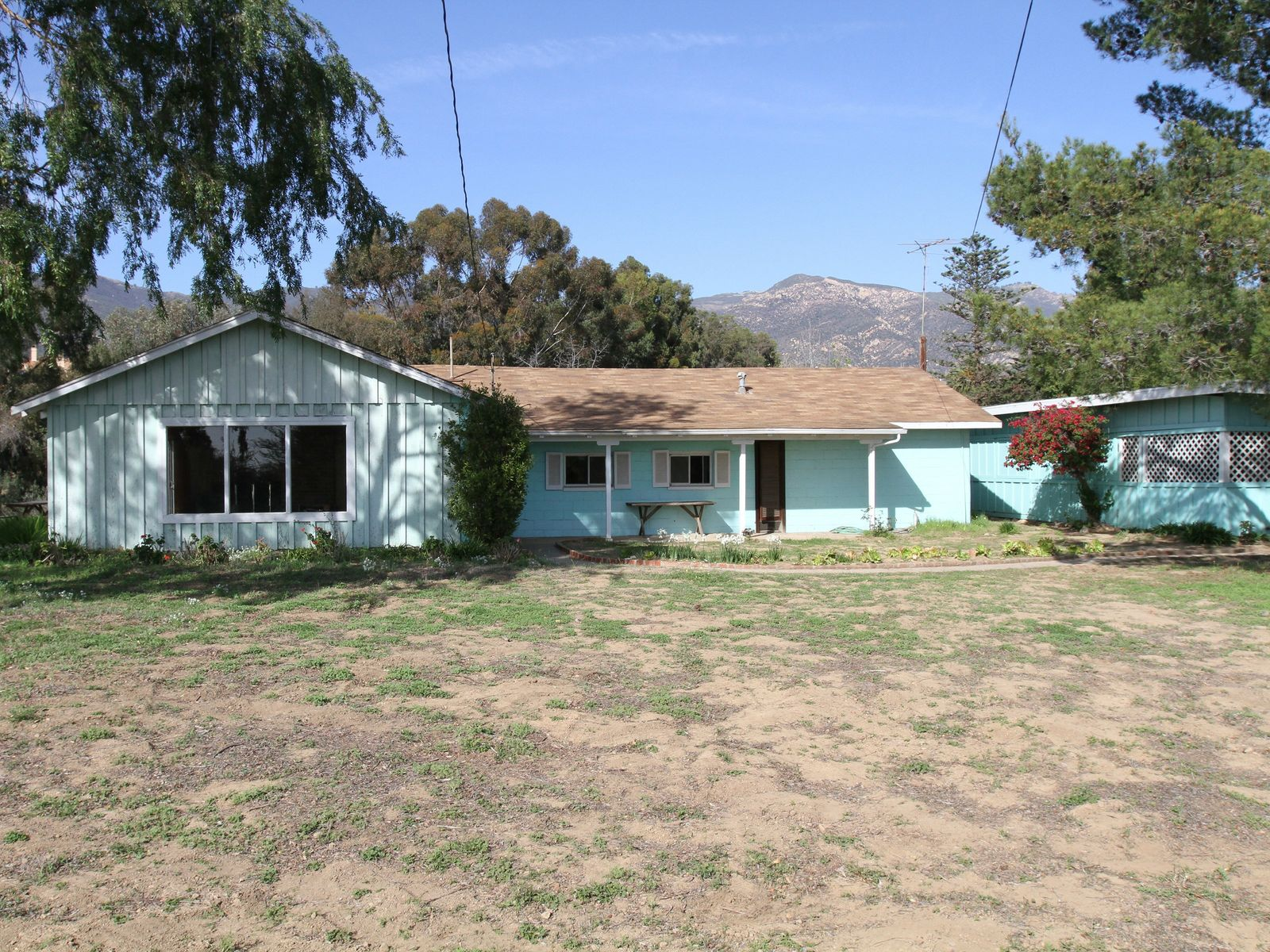 Ocean View on Approximately One Acre, Santa Barbara CA Single Family Home - Santa Barbara Real Estate