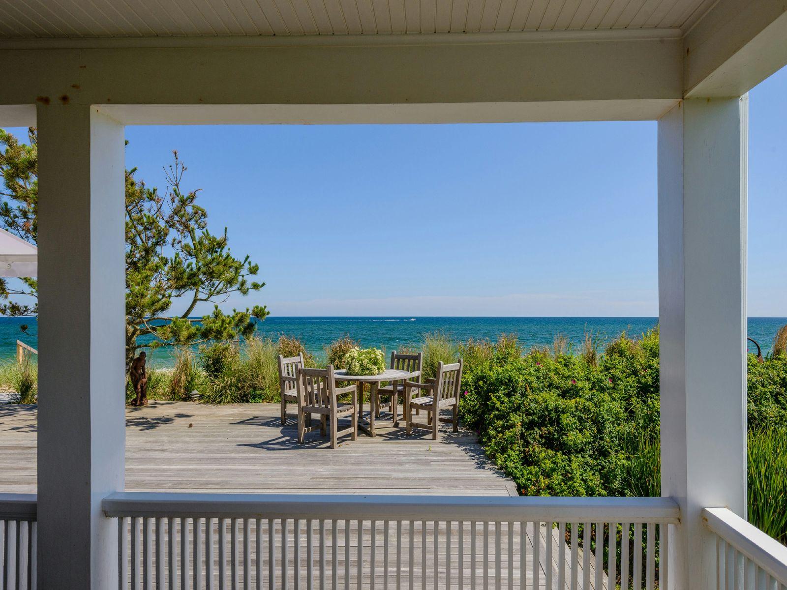 Original Shingle Style Beach House